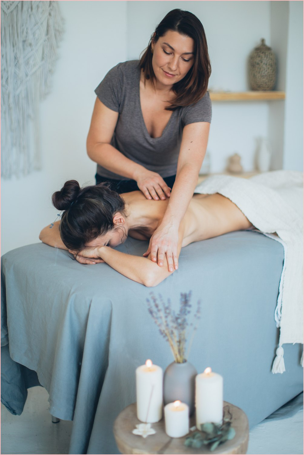 Anti Cellulite Massage: Get Rid Of Cellulite